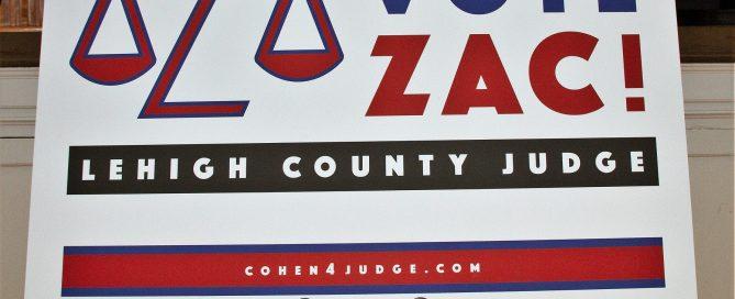 Vote Zac Cohen