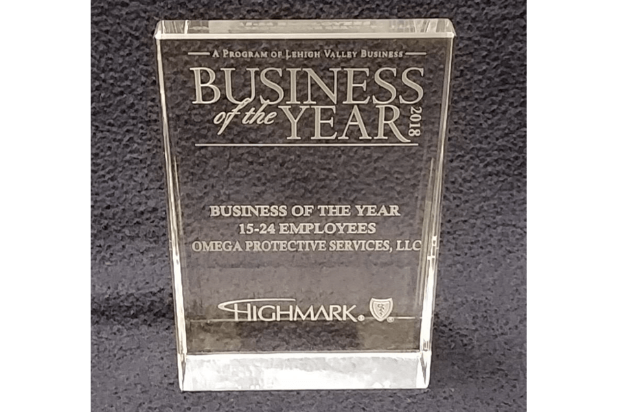 Business of the year Omega