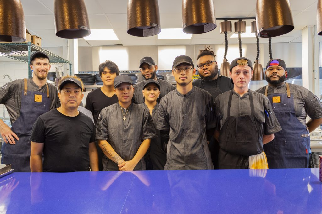 Notch Modern Kitchen & Bar Kitchen Staff