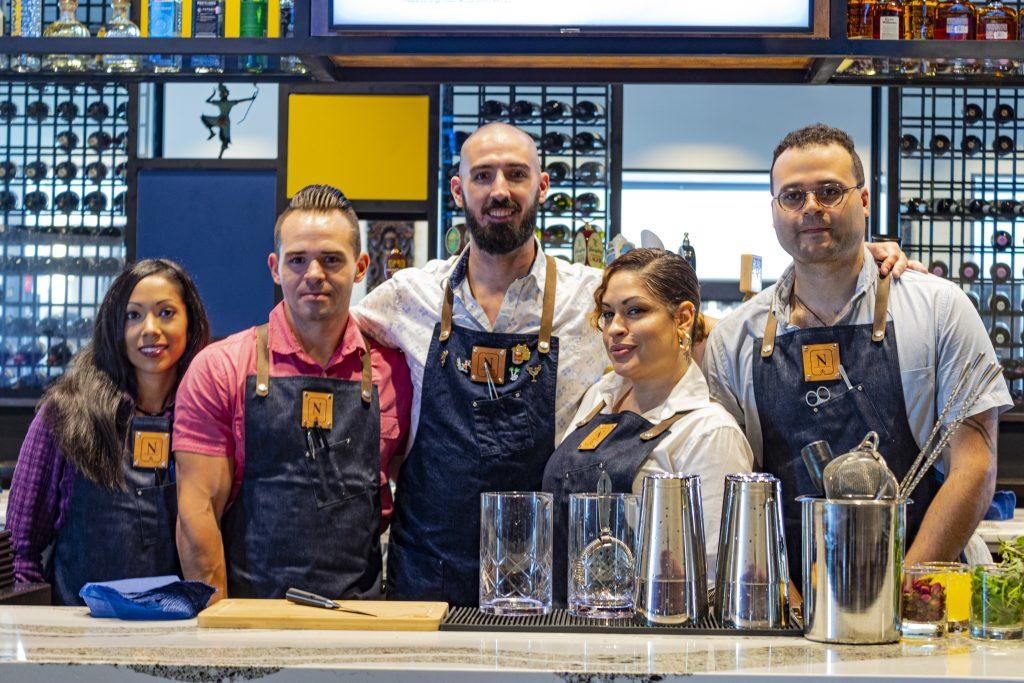 Notch Modern Kitchen & Bar, Bar Staff